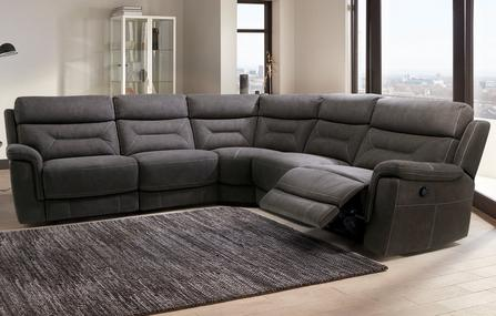 Fabric Recliner Sofas In A Range Of Styles | DFS
